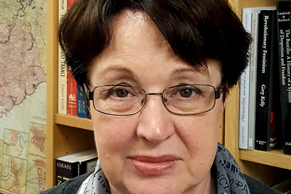 Professor of History and Director of the Irish Studies Program at Manhattanville College in New York Irene Whelan is heading to Perth. Photo: Sourced.