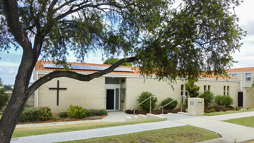 The St Catherine's House of Hospitality offers a silent retreat weekend in the tranquil surrounds of their 17 single-room facility with its spacious chapel and well-appointed conference room with an option of catering services and overnight accommodation. Photo: Sourced.