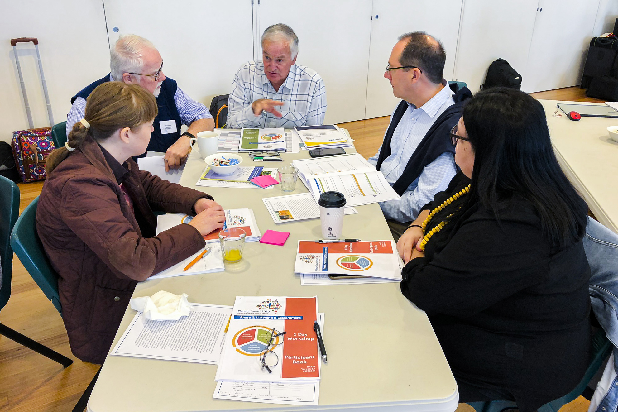 The second Snapshot report for the Plenary Council 2020 Listening and Discernment phase was released last weekend. Image: Supplied.