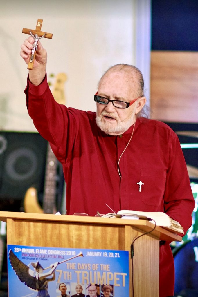 Eddie Russell committed 30 years of his life to FMI; called upon to travel and spread the word through preaching, teaching and conducting seminars with fellow FMI members nationally and internationally. Photo: Supplied.