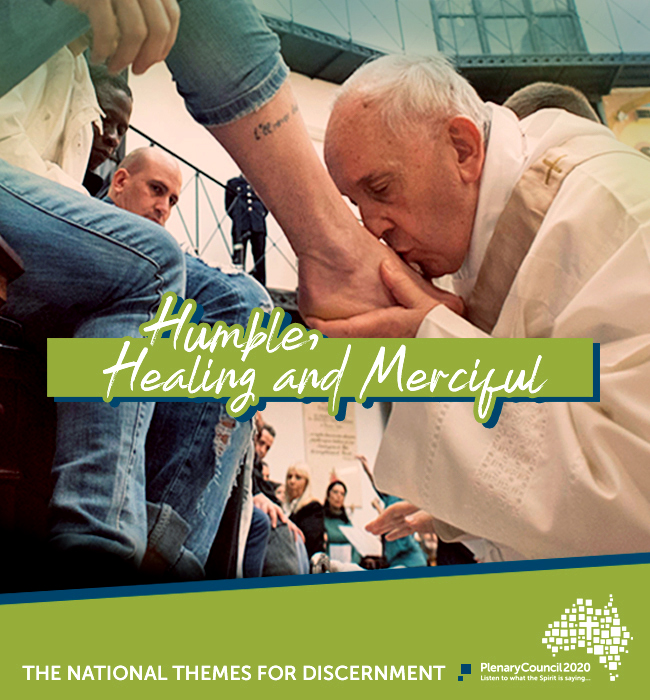 """The fourth Snapshot Report for the themes of the 2020 Plenary Council – titled """"Humble, Healing and Merciful"""" – as part of the second phase, Listening and Discernment, was released on Saturday 29 June. Photo: Supplied."""