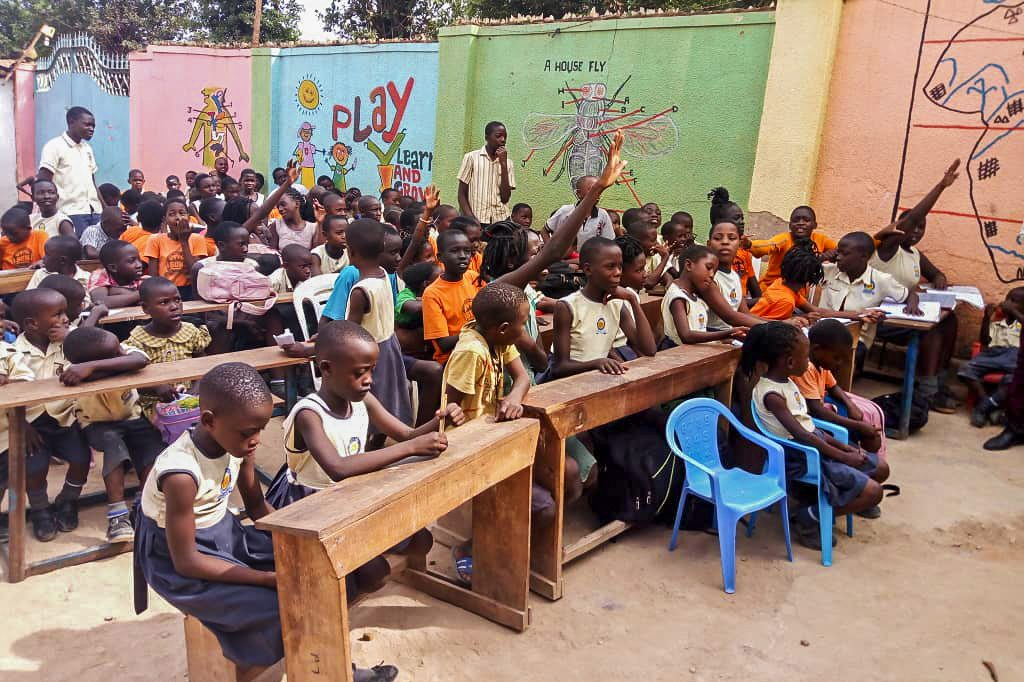 The Medjugorje Centre Inc have plans to sending copies of Bibles to needy students in Uganda, as part of their efforts to build a relationship with the community and to encourage the people to continue to see the beauty of being a Catholic in the midst of hardships. Photo: Supplied.