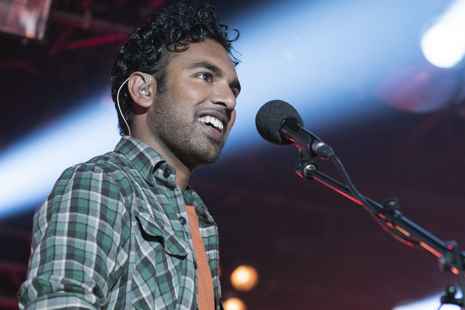 Himesh Patel stars in a scene from the movie
