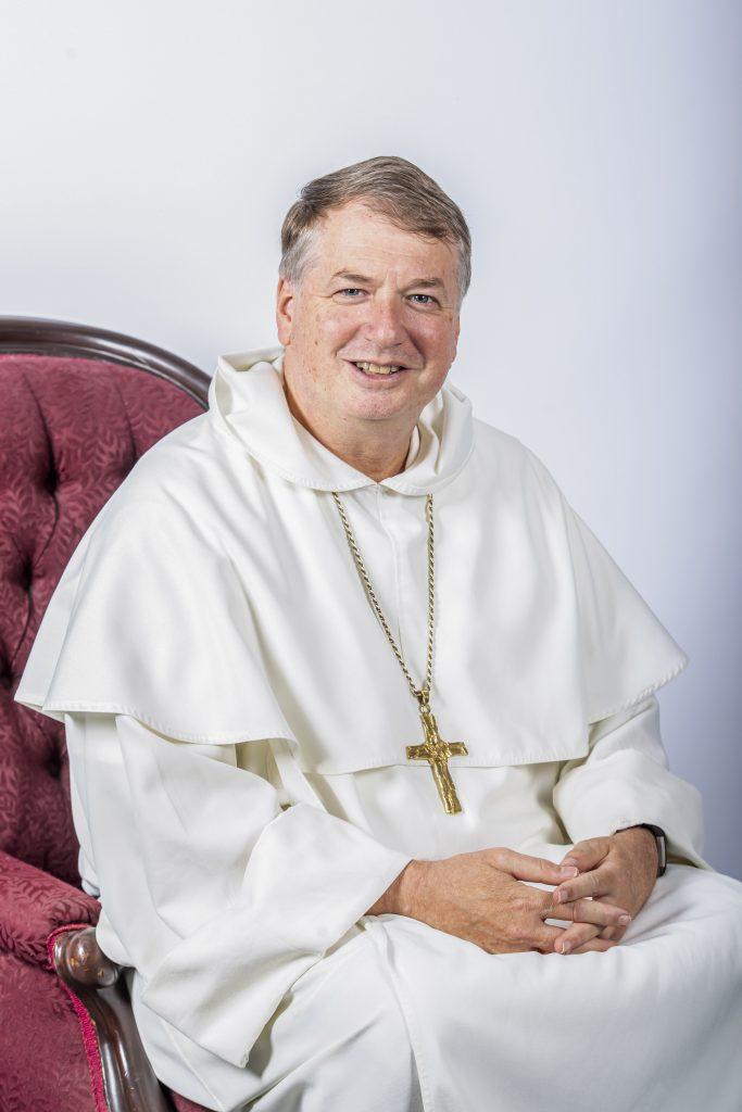 The Most Rev Anthony Fisher OP, Catholic Archbishop of Sydney. Photo: Giovanni Portelli.