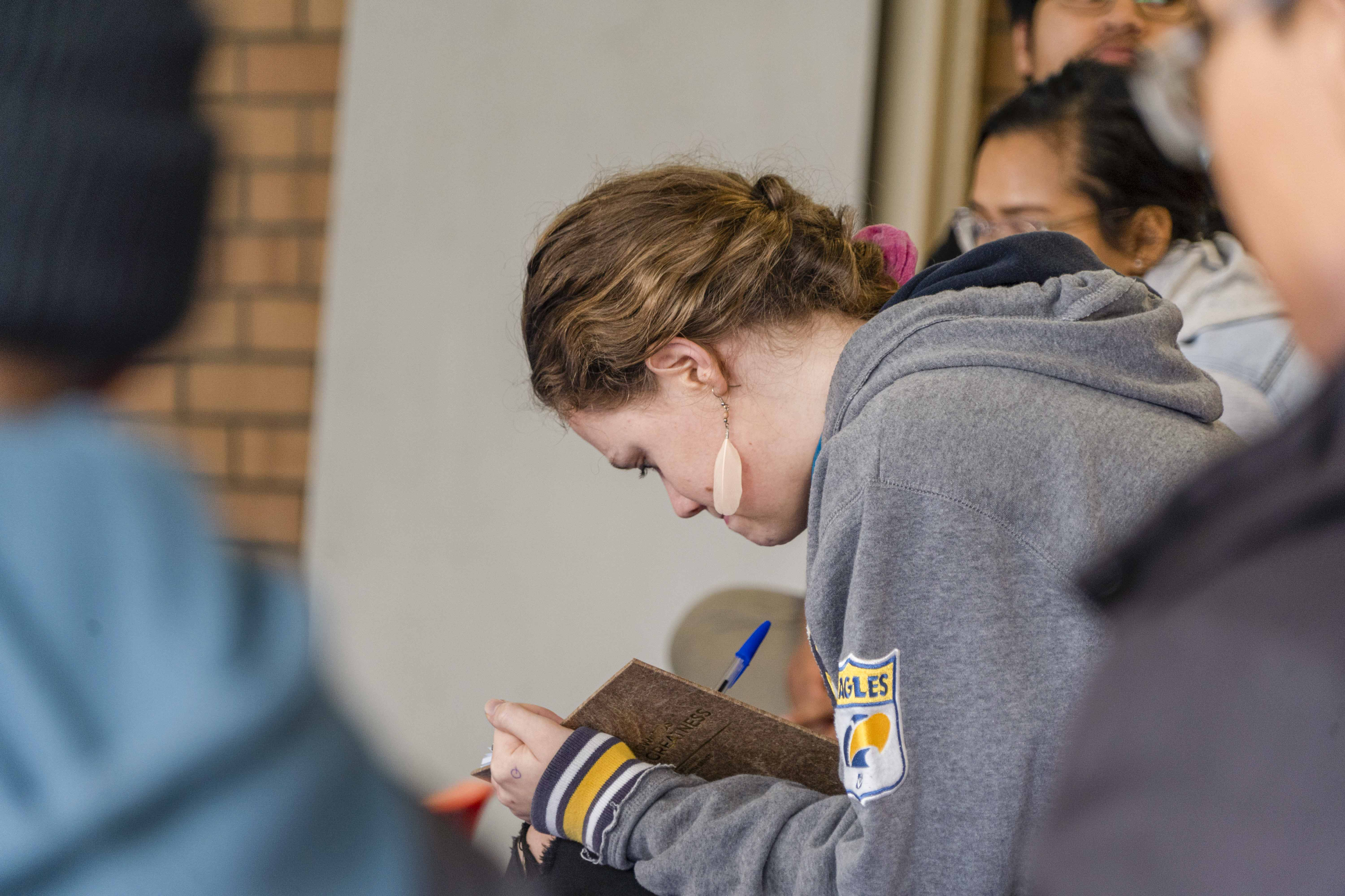 CYM Perth organised a Masterclass event for young people of the Archdiocese of Perth from 5 to 7 July at the Advent Park Convention Centre in Kalamunda. Photo: Josh Low.