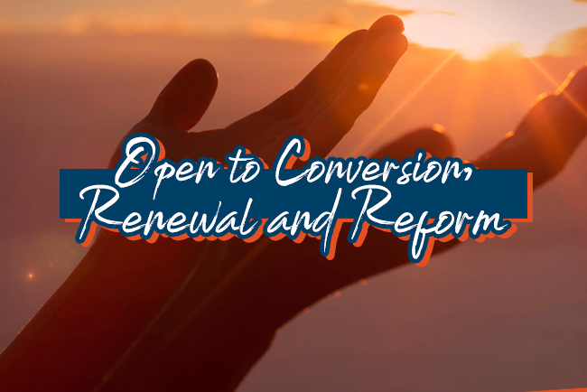 "The sixth Snapshot Report for the themes of the 2020 Plenary Council – titled ""Open to Conversion, Renewal and Reform – as part of the second phase, Listening and Discernment, was released on Saturday 29 June. Photo: Supplied."