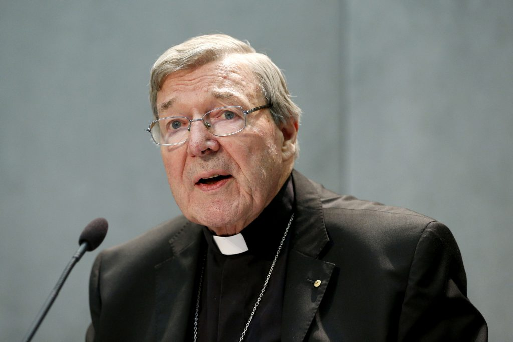 Cardinal George Pell has this week lost his appeal against abuse conviction. Photo: CNS.