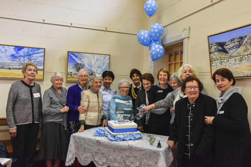 Catholic Women's League of Australia Inc members during their 80th Anniversary celebrations back in 2017. They hope to draw around 150 to 200 participants to their upcoming 49th National Biennial Conference, which will be held in Bunbury from 9 to 12 September 2019. Photo: The Record.