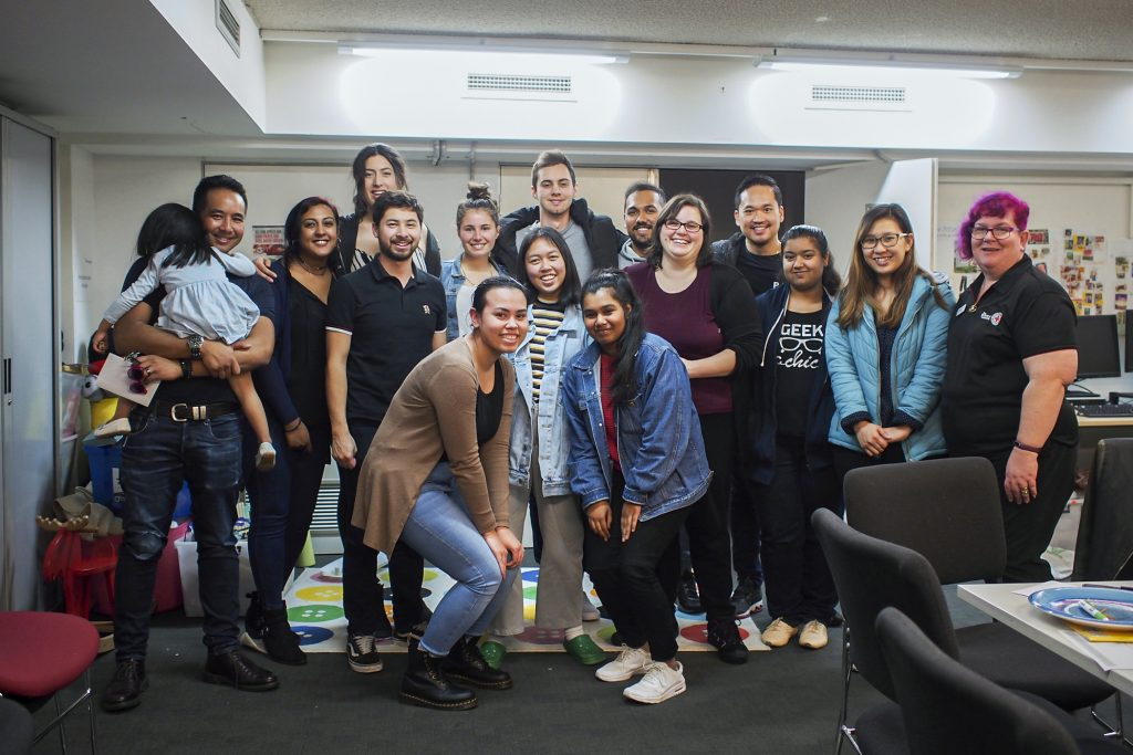 Attendees of this year's YCW Perth Mental health First Aid training course gained valuable resources for dealing with those who are suffering. Photo: Supplied.