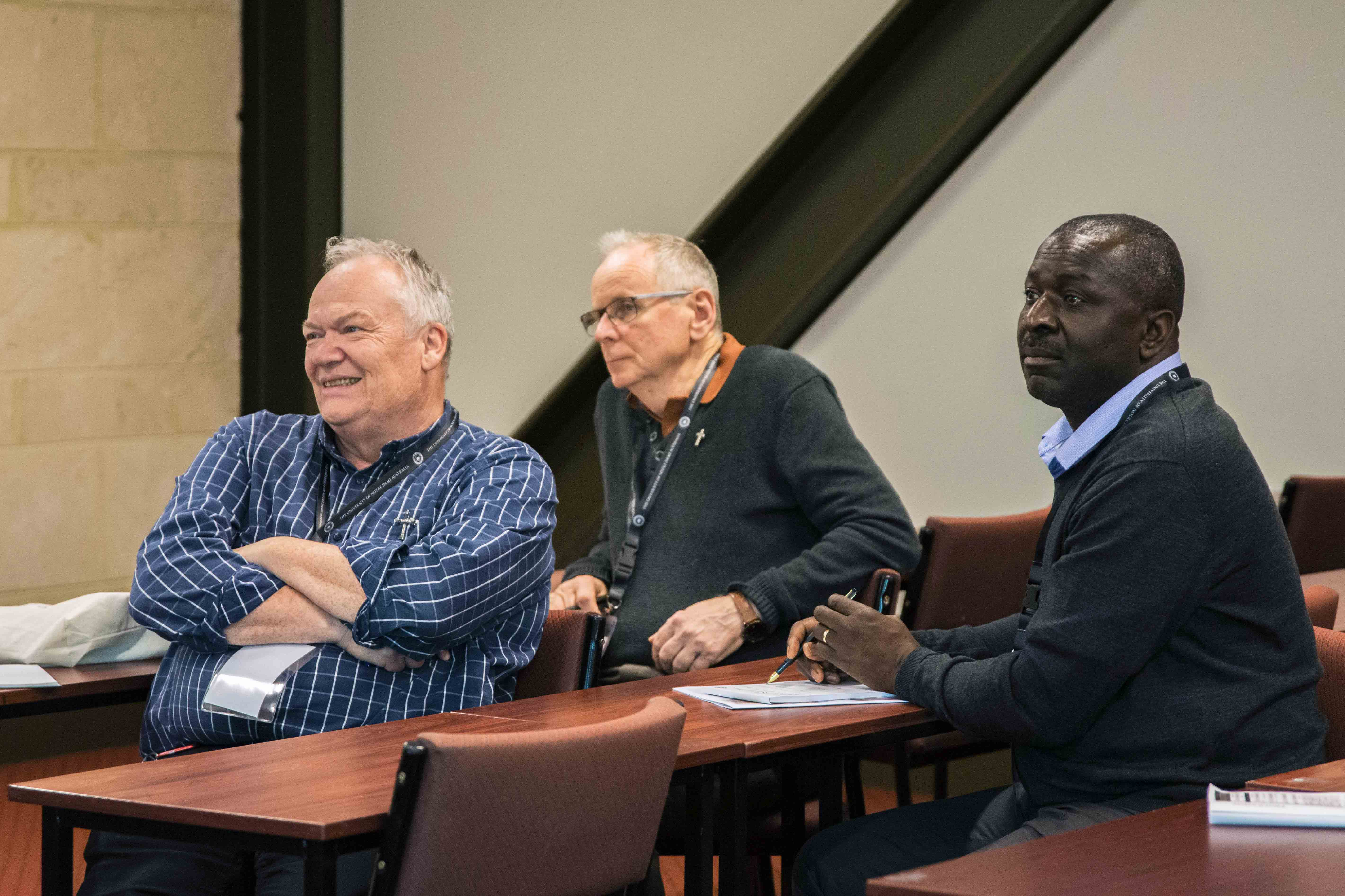 The Deacons Conference 2019 was an important opportunity for Australia's deacons to gather in fellowship. Photo: Matthew Lau.