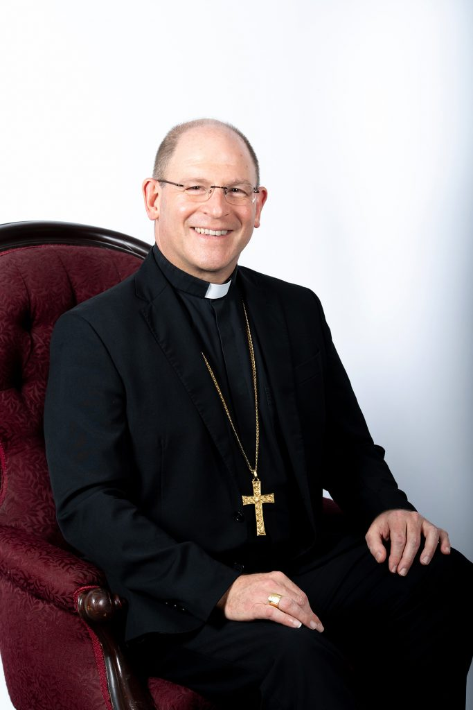 Bishop Randazzo, currently an Auxiliary Bishop in the Archdiocese of Sydney, succeeds now Melbourne Archbishop Peter Comensoli, whose episcopacy in Broken Bay ended in July 2018. Photo: Supplied.